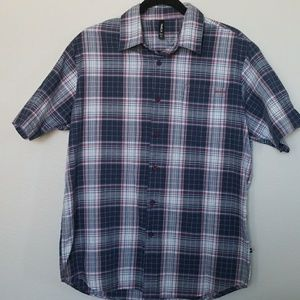 Rvca mens medium short sleeve
